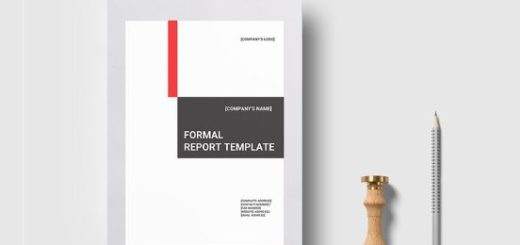Download Lab Report Template